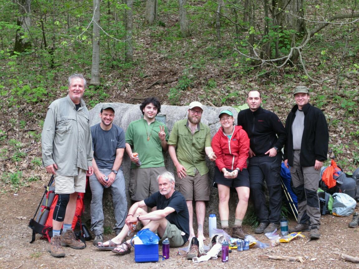 AT Hikers